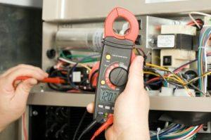 ispezione di impianti elettrici
